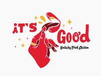 KFC its fingerlikin good 3