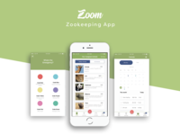 Zoom the zookeeper app