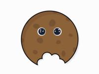 Poor little cookie...