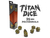 Titan Dice Product Design