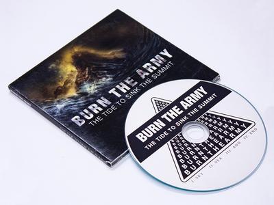 Burn the Army, Album