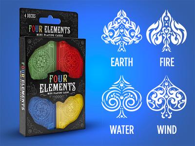 Four Elements Mini Decks