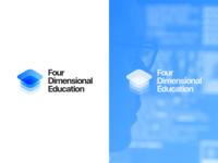 Four Dimensional Education Logo