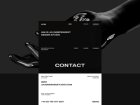 AIM — Contact Page