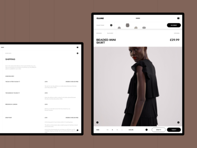 CLUME — Product Page