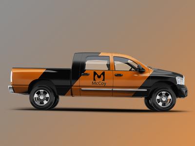 McCoy - Work Truck Mock-up