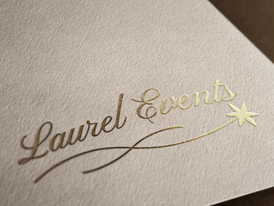 Laurel Events Logo