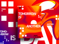 TOMORROW IS ANOTHER DAY | MAKE & LEARN | Poster 015 | 2018