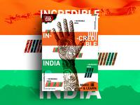 INCREDIBLE INDIA | MAKE & LEARN | Poster 030 | 2018