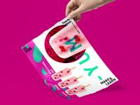 YUM | MAKE & LEARN | Poster 035 | 2018