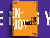 THE PROCESS | MAKE & LEARN | Poster 001 | 2019
