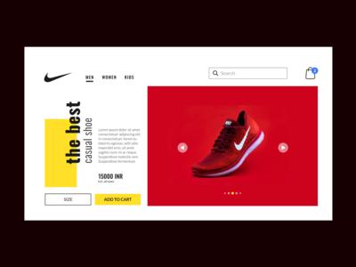 E-Commerce Shop (Single Item) branding 12 ux ui webdesign dailyui