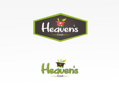 Heavens Food Logo Final