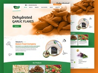 Relent Food Homepage