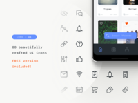 Core UI iconset is live!