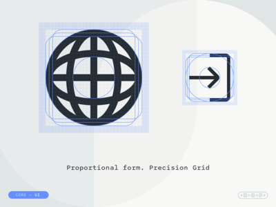 Core UI - Grid