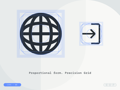 Core UI - Grid 2px 32px 2dp 32dp free iconset free icons ui iconset ui icons