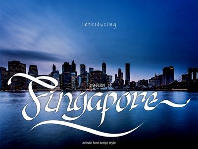 Passion Of Singapore