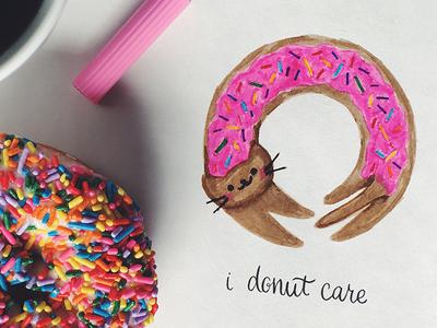 Donut Cat