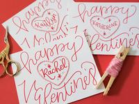 Handmade Valentine Exchange Pt.2
