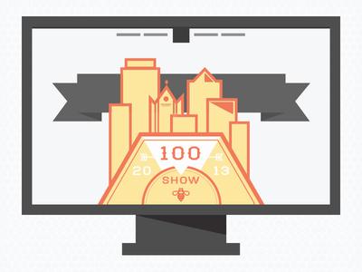 SLC AIGA 100 Show Site