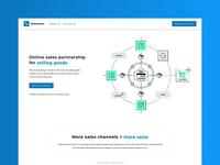 JohnArmor Landing Page