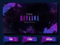 twitch layout
