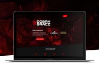 Gaming webiste - Dobry Gracz