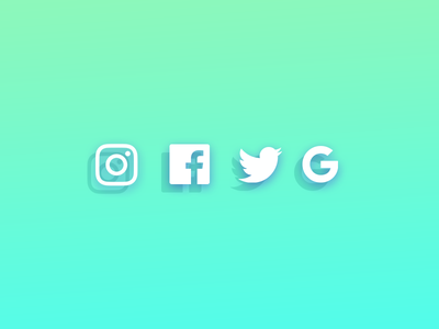 010 DailUI Social Share share socialshare social ui elements uidesign challenge 100 day ui challenge 100 day challenge 100 day project 100 daily ui 100 ux ui dailyui web