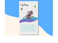 Cycling Dribbble