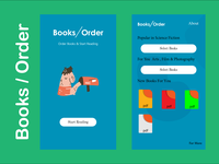 Books and order