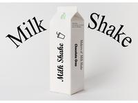 Milk Shake Pack