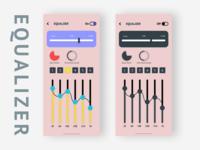 Equalizer app concept