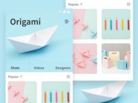 Origami Paper art app