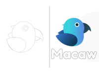 Macaw Logo-Design-work