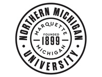 Northern Michigan University sticker