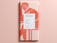 COCO Chocolatier Colombian Milk
