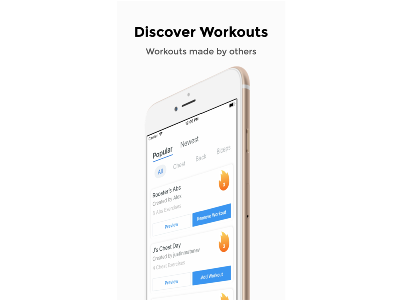 Kratos App app store mobile app development mobile app design workout tracker workouts ui design design workout app workout mobile app kratos