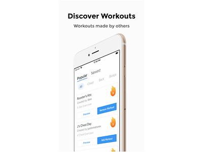 Kratos App app store mobile app development mobile app design workout tracker workouts ui design design workout app workout mobile app kratos
