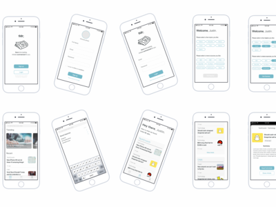 Tldr; App Idea