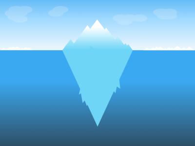 Iceberg Canvas