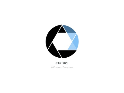 Camera Logo photography logo camera logo branding logo graphic  design graphic art illustration design flat design