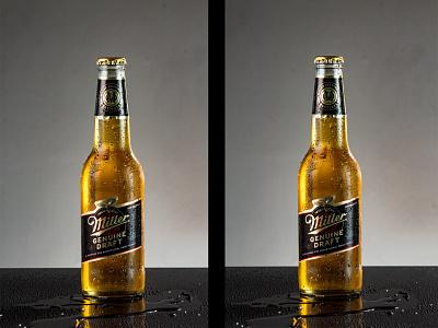 Miller Beer Photoshoot advertisement photography advertisement miller beer beer product photography photography dianalu advertising