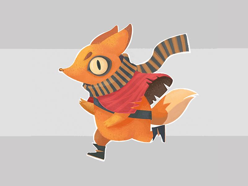 Game Concept Art digital art concept art foxanimals character texture illustration game design graphicdesign digital conceptart