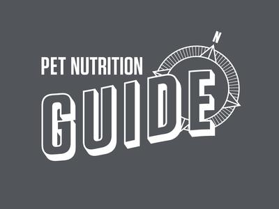Pet Nutrition Guide 2