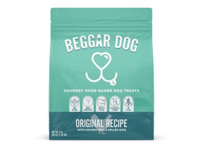 Beggar Dog Redesign Concept 1