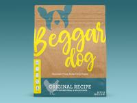 Beggar Dog Redesign Concept 3