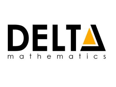 Delta Mathematics zajacdesign logodesign logo graphicdesign dailylogochallenge brandidentity