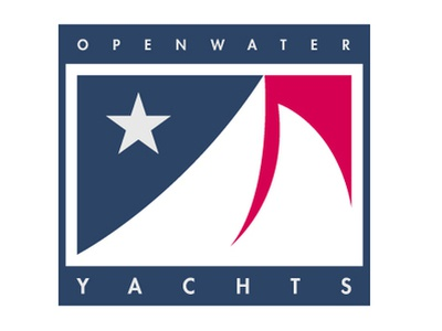 Open Water Yachts yachting yachts zajacdesign logodesign logo graphicdesign dailylogochallenge brandidentity