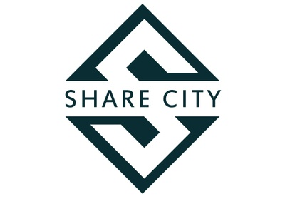 Share City taxiservice zajacdesign logodesign logo graphicdesign dailylogochallenge brandidentity